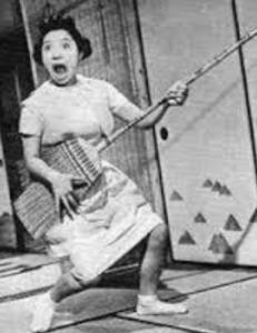 江利チエミ サザエさん