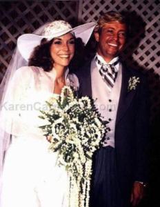 カレンカーペンター結婚
