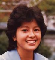 沢口靖子 高校時代