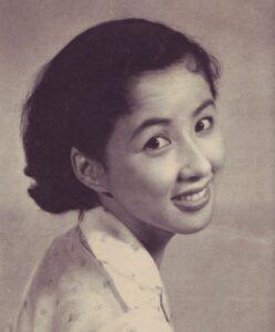 八千草薫 1955年