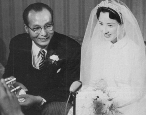 八千草薫 結婚