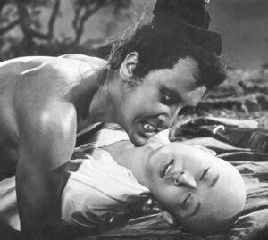 三田佳子さん「廓育ち(1964)」