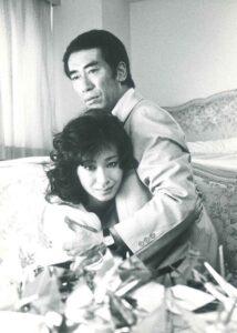 中村敦夫さんと1984年「白い影の女」