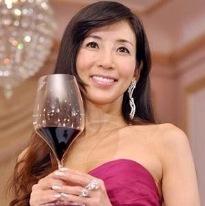 川島なお美 ワイン