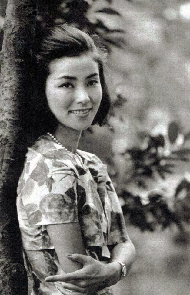 野際陽子さん 1963年ごろ