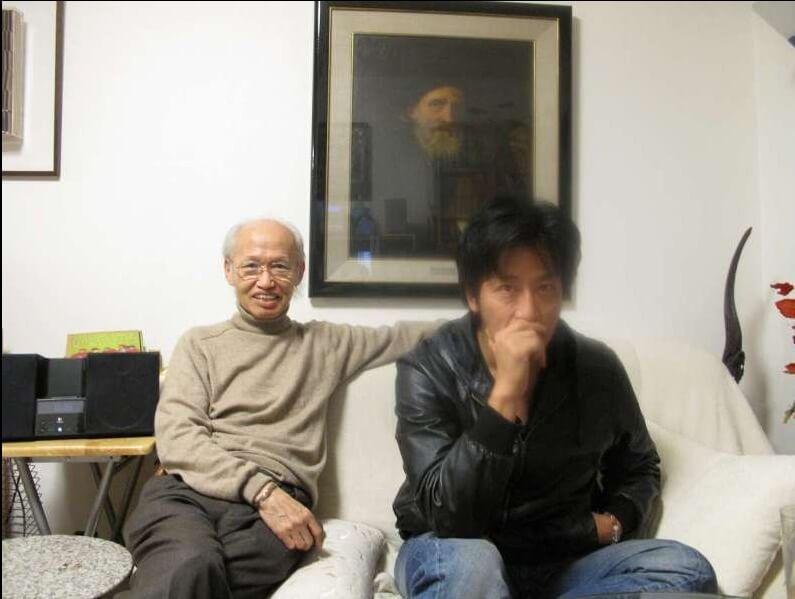 岡村靖幸さん川添象郎さん