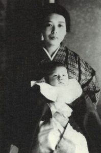 母親と高倉健さん
