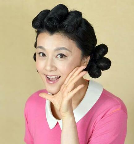 藤原紀香 サザエさん