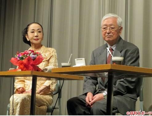岩下志麻さん篠田正浩さん