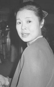 市原悦子さん。1980年4月