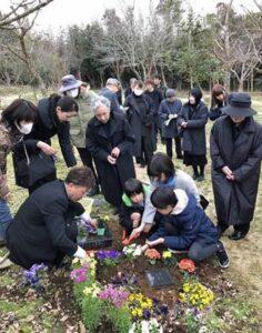 市原悦子さん葬儀