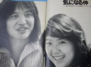 吉田拓郎さん、浅田美代子さん