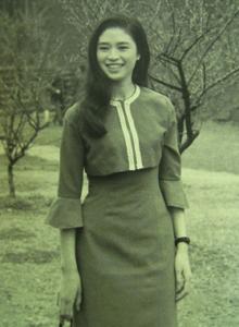 松尾嘉代 若い頃