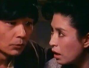 森本レオと松尾嘉代