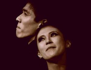 石坂浩二さんと加賀まりこさん
