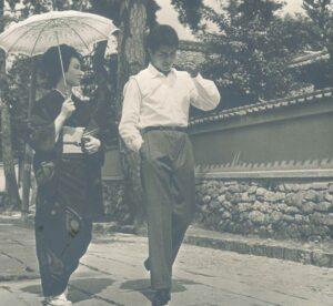 梅宮辰夫「廓育ち」(1964年)