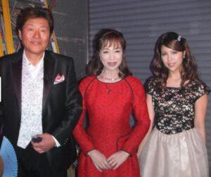坂口良子さんご家族