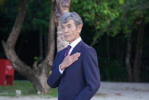 コンフィデンスマン 柴田恭兵さん