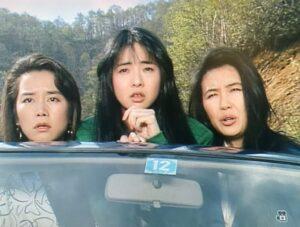 長谷直美さん、美保純さん、萬田久子さん