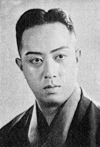1935年頃の澤村國太郎