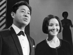 ミュージックフェア 長門裕之 南田洋子