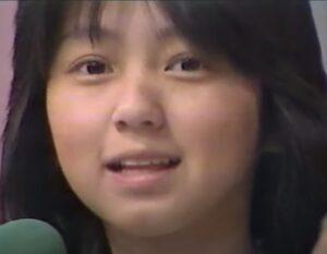 渡辺満里奈さん