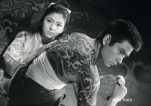 男の紋章 高橋英樹さんと和泉雅子さん