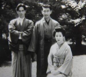 加藤雅也さん、吉永小百合さん 「外科室」