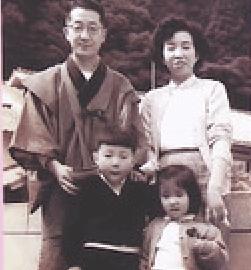 小池百合子 家族
