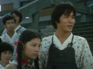 林寛子 森田健作 おれは男だ!