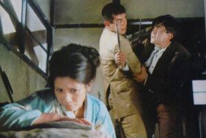 渡哲也・松原智恵子◆前科 仮釈放◆