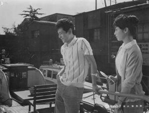 松原智恵子『波止場気質 (1961』