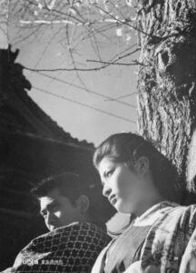 松原智恵子 小林旭『東海遊侠伝(1964』