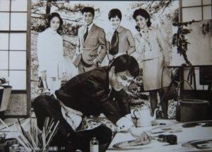 吉永小百合/山本陽子/和泉雅子/浜田光夫/杉良太郎【青春の風】1968年