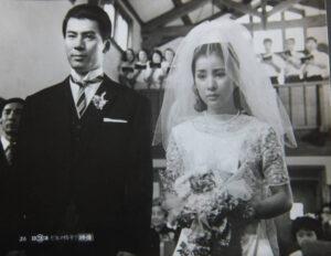 吉永小百合/杉良太郎【だれの椅子?】1968年