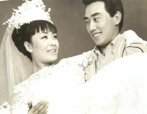 1969年『花と喧嘩』美空ひばり 橋幸夫