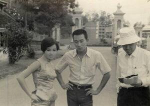 1967年『シンガポールの夜は更けて』由美かおる橋幸夫