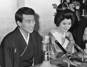 橋幸夫さん凡子(なみこ)夫人